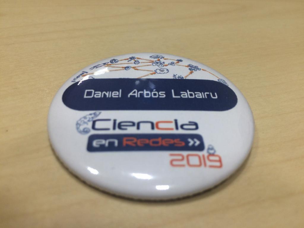 Daniel Arbós's photo on #CnR19