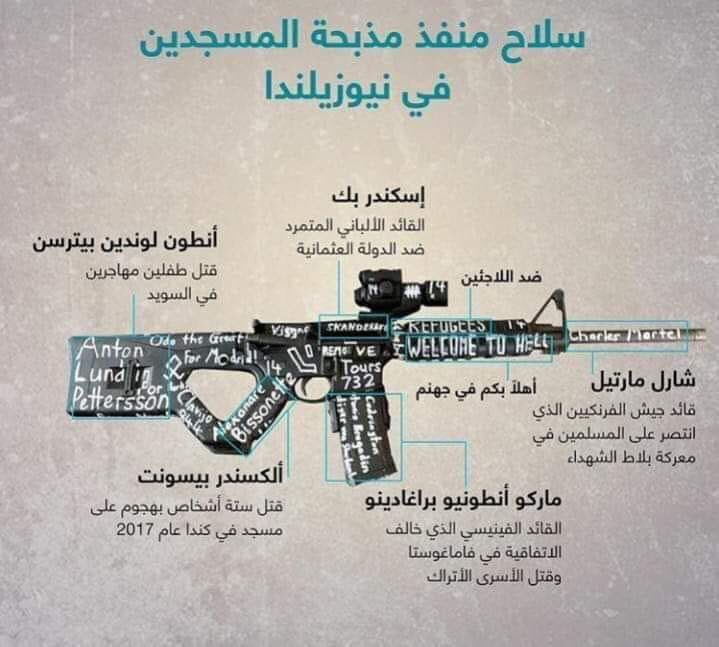 #عبدالله_الفهد's photo on #هجوم_نيوزلندا_الارهابي
