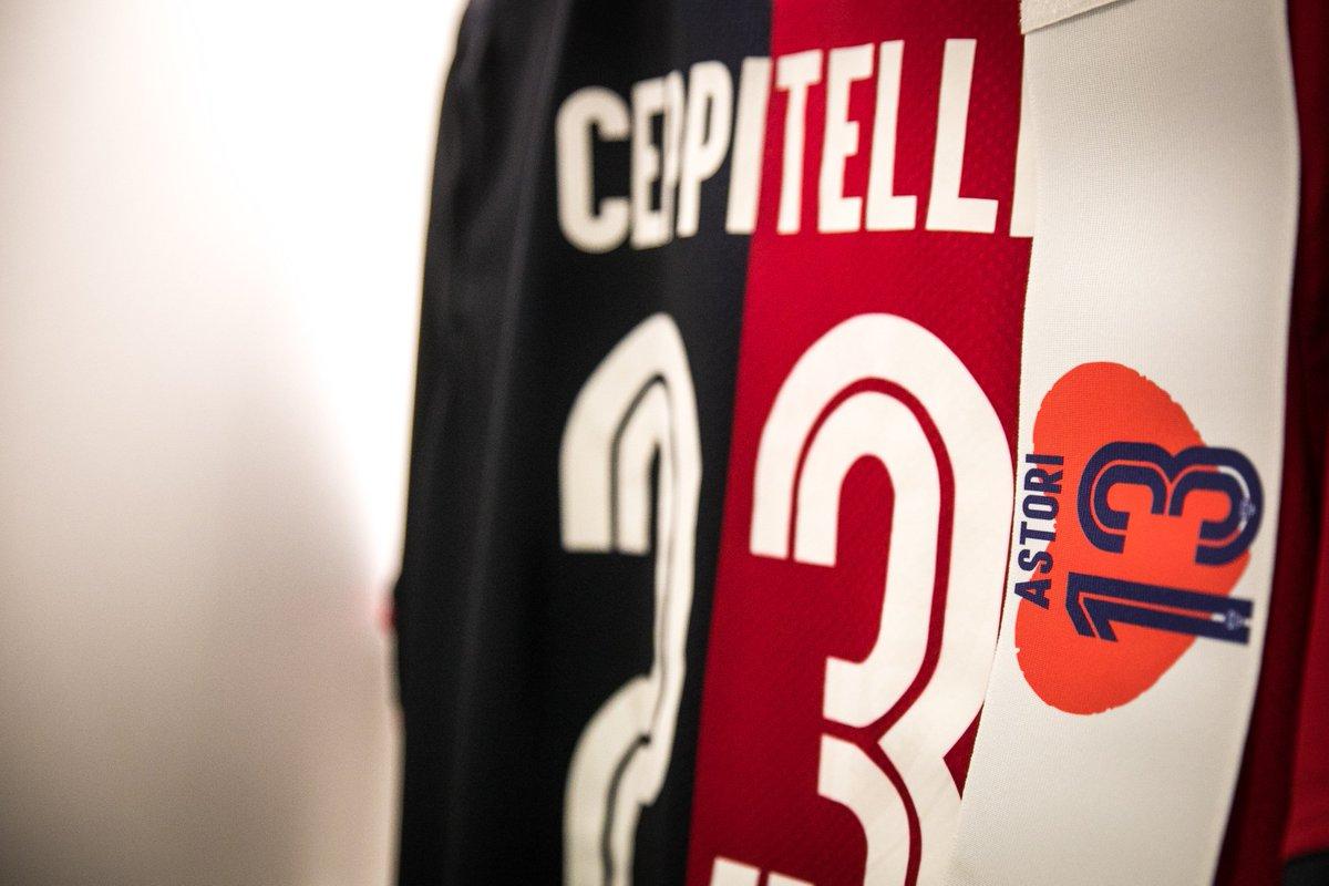 Cagliari Calcio's photo on #forzaCasteddu