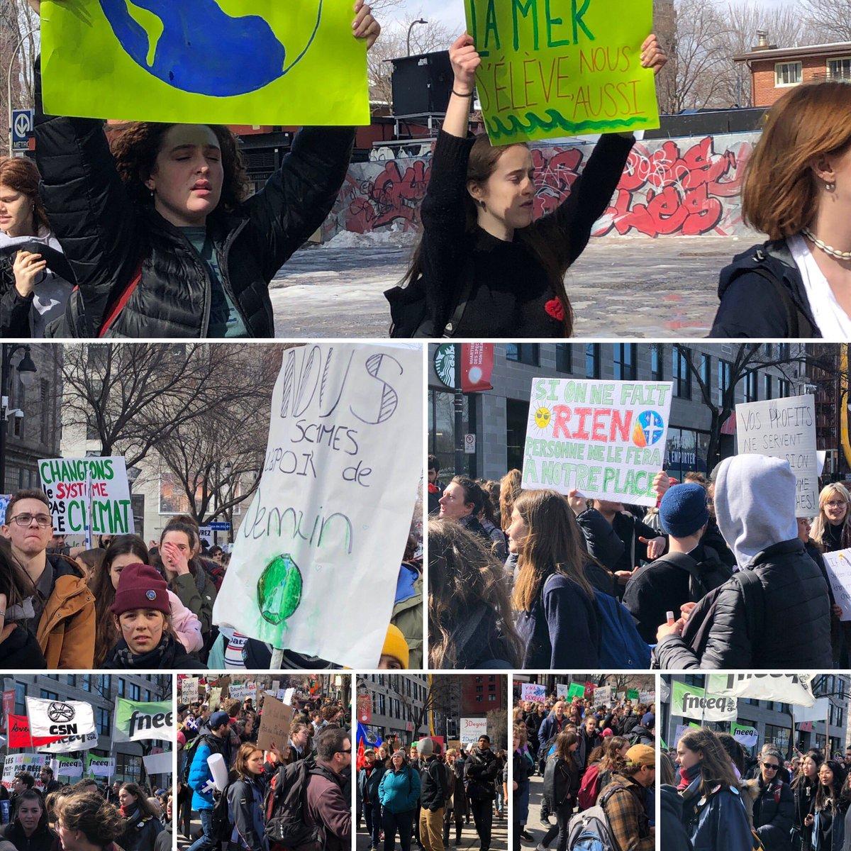 france desaulniers's photo on #MarchePourLeClimat