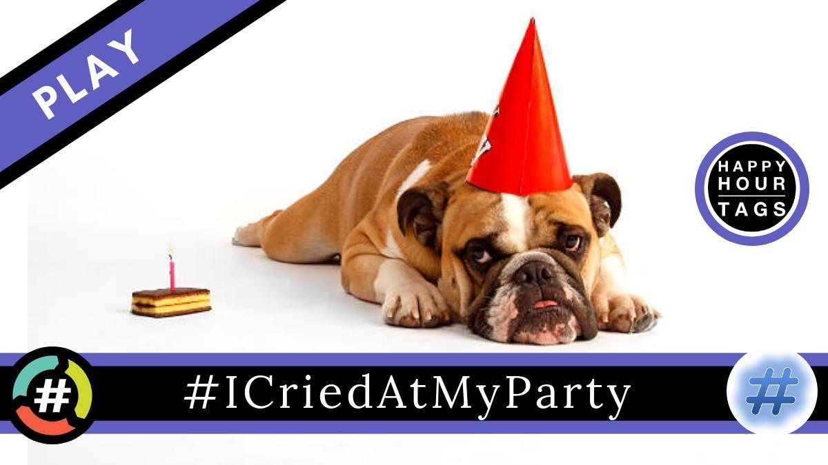 🍷HappyHourTags's photo on #ICriedAtMyParty