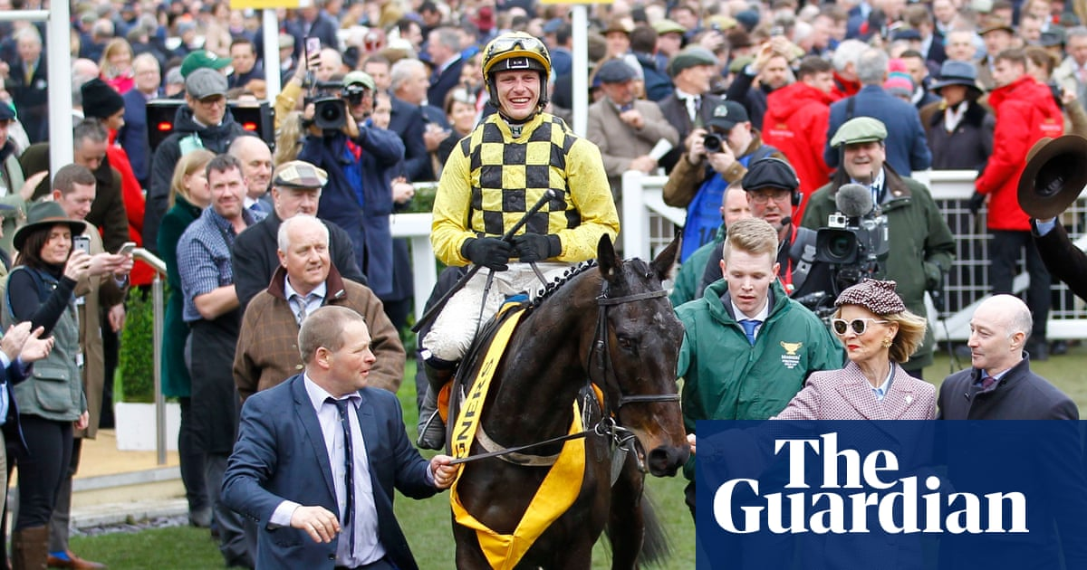 Horse Racing News's photo on Paul Townend