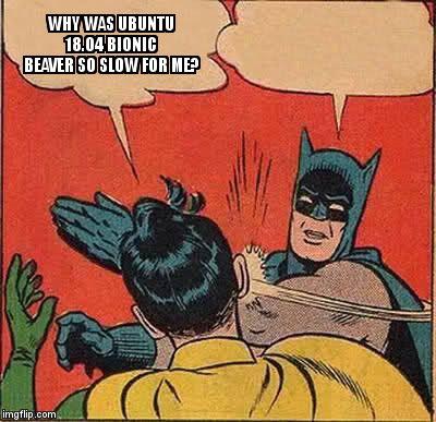 Ask Ubuntu Memes's photo on Beaver