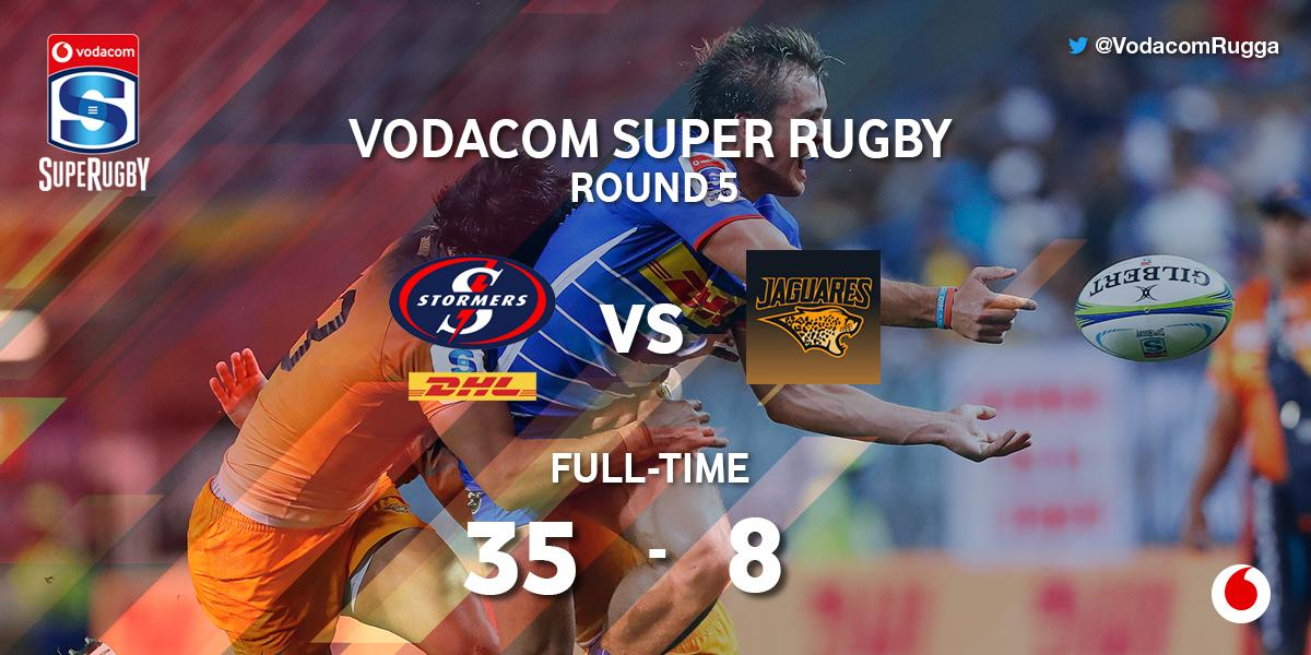 vodacomrugby's photo on #STOvJAG