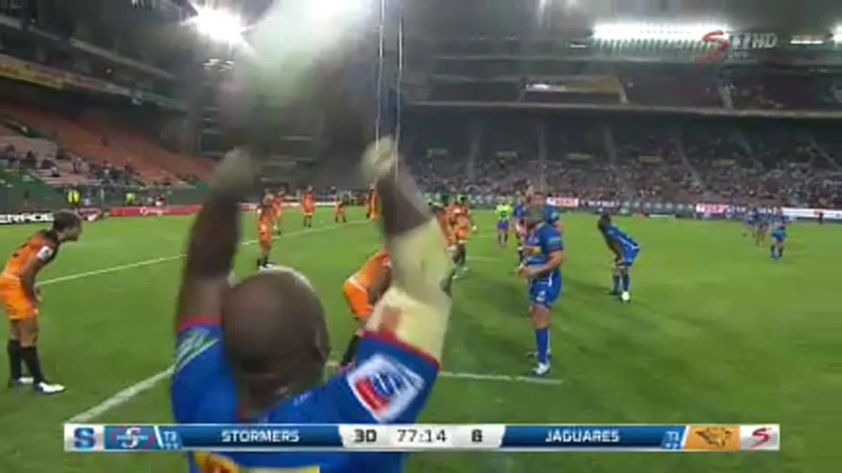 SuperSport's photo on Stormers
