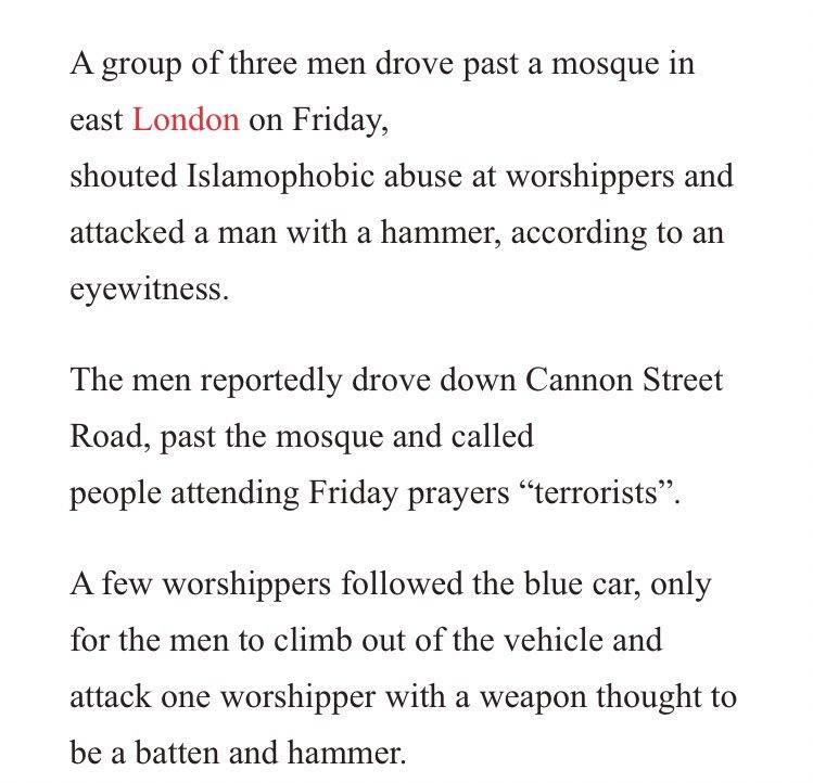 Dawn Foster's photo on 49 Muslims