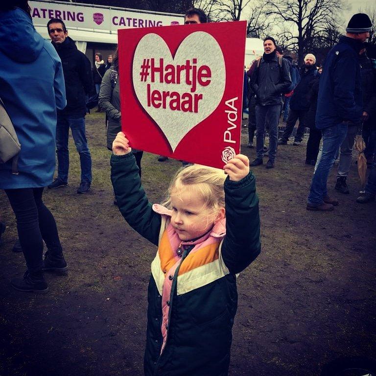PvdA Gelderland's photo on #hartjeleraar