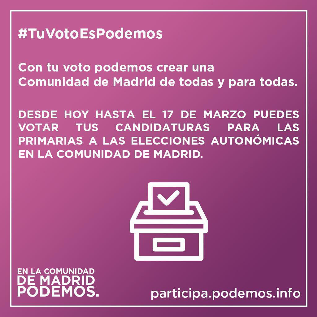 Piedad Sánchez García's photo on #TuVotoEsPodemos