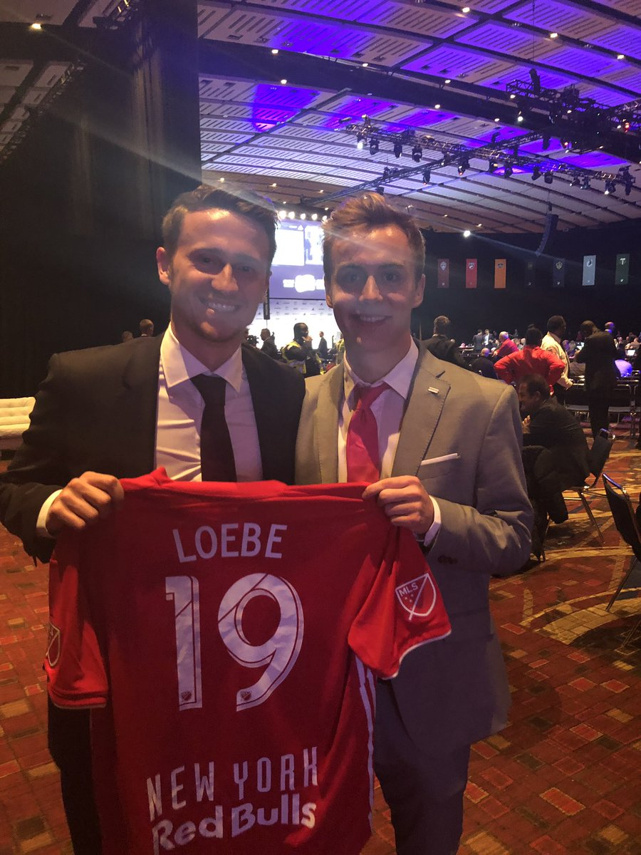 Congratulations @JanosLoebe on signing with @NYRBII  He was selected No. 22 overall by the Red Bulls in the 2019 MLS SuperDraft and will have a big year in the @USLChampionship #TeamBeswicks<br>http://pic.twitter.com/P3rHqU175y