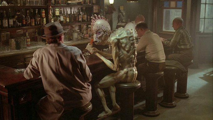 Happy birthday david cronenberg. no one quite does excess fluids like you