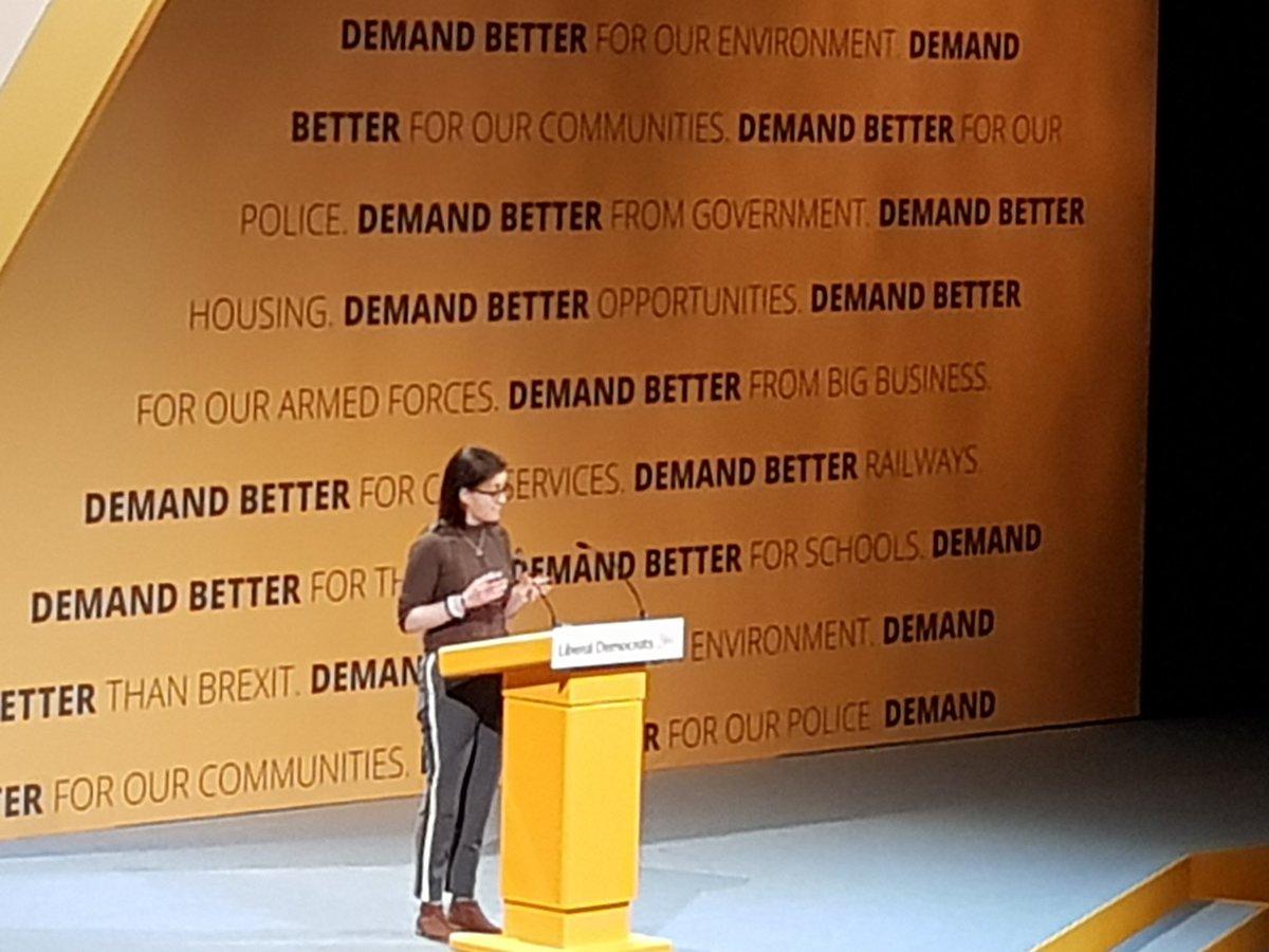 Amna Ahmad's photo on #LDConf