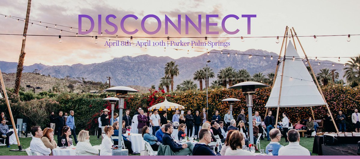 Disconnect: Industry leaders set to define real estate's future bit.ly/2Y8T7jk