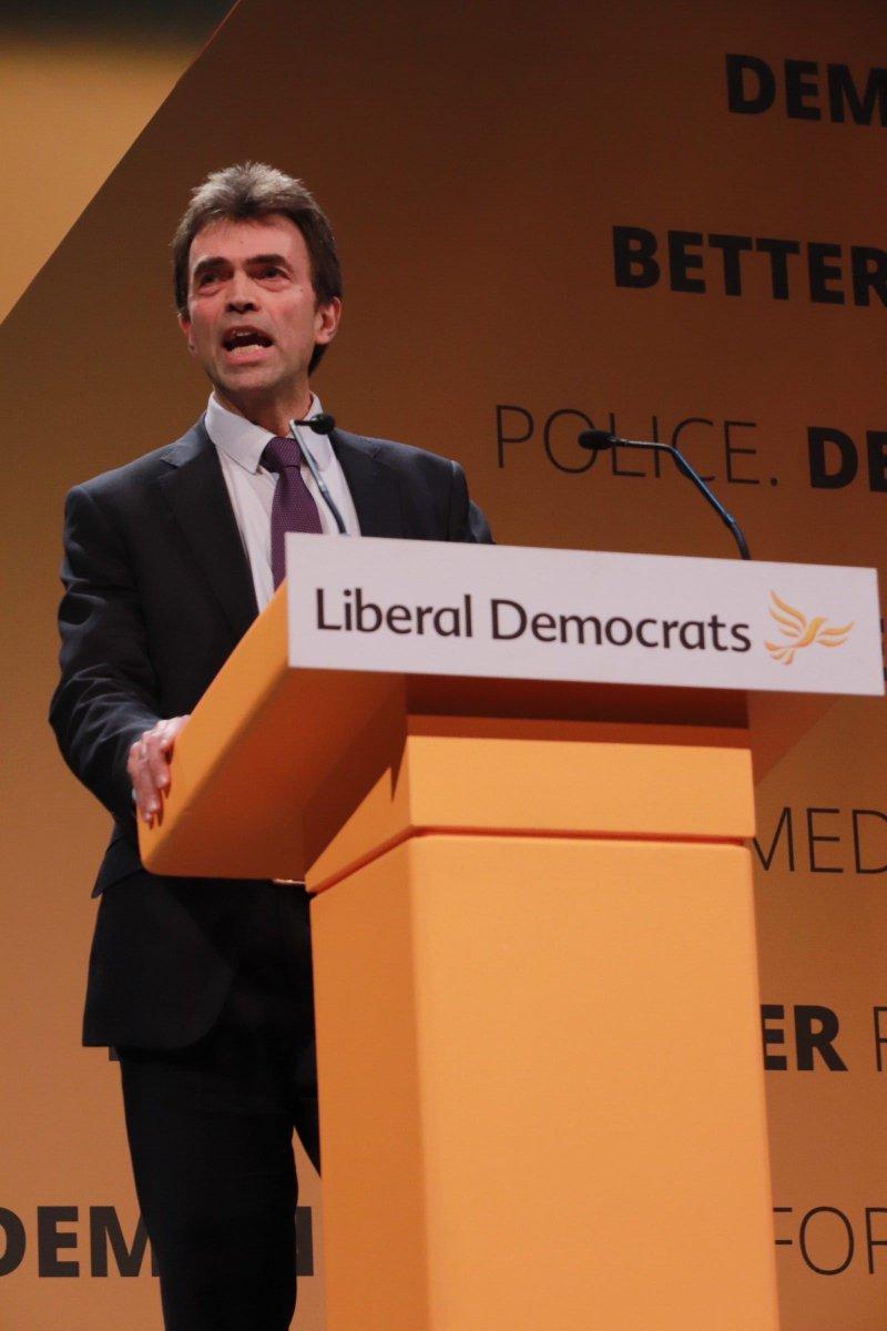 Liberal Democrats's photo on #LDConf