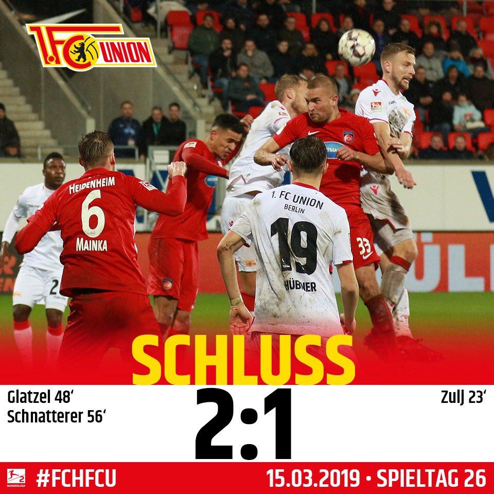1. FC Union Berlin's photo on #fcunion