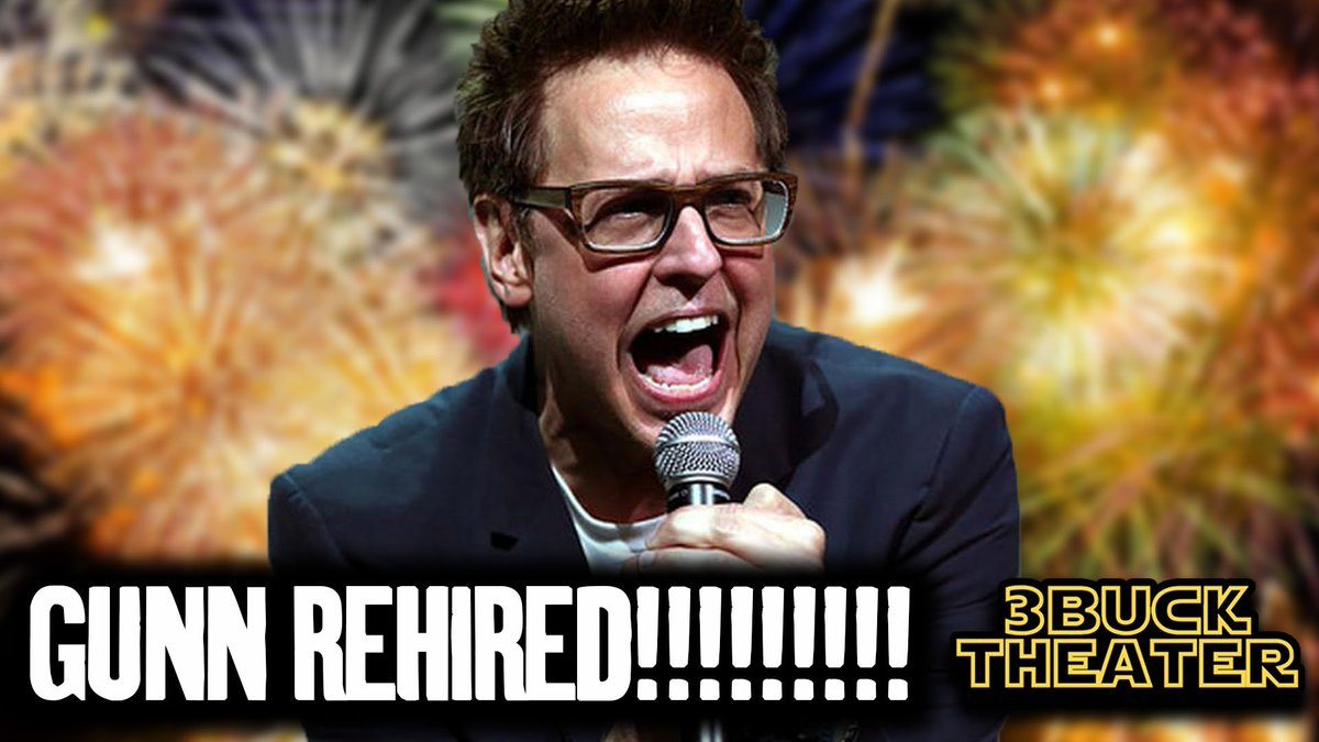 Matt Jarbo's photo on #RehireJamesGunn