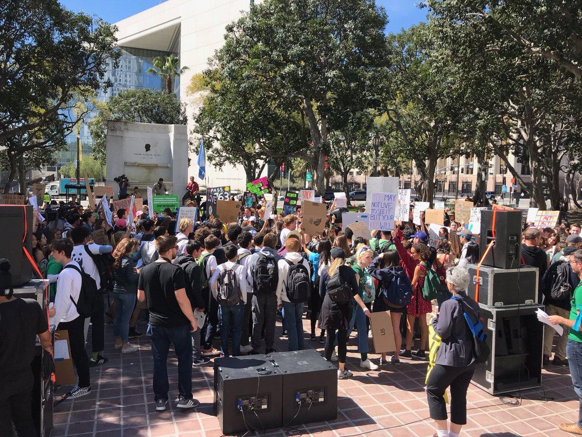 STAND-LA's photo on #ClimateActionNow