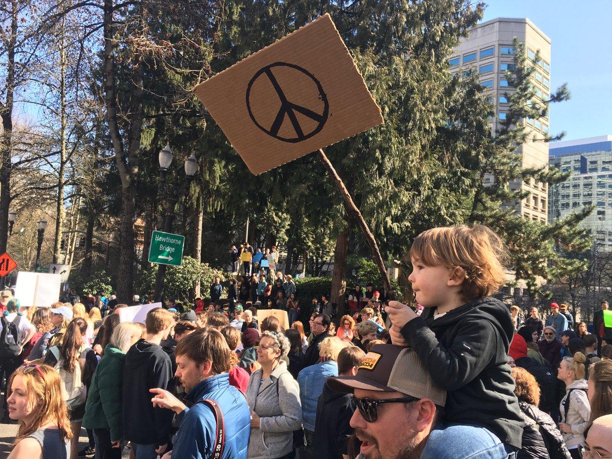 Joe English's photo on #studentstrike4climate