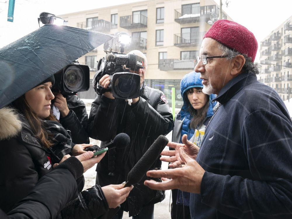 The Vancouver Sun's photo on Alexandre Bissonnette