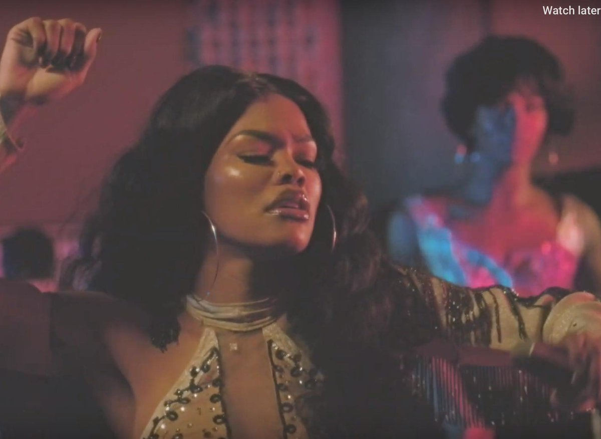 85ee1df6cf3 teyana taylor releases self directed 70 s inspired issues hold on visual  featuring aap rocky amp