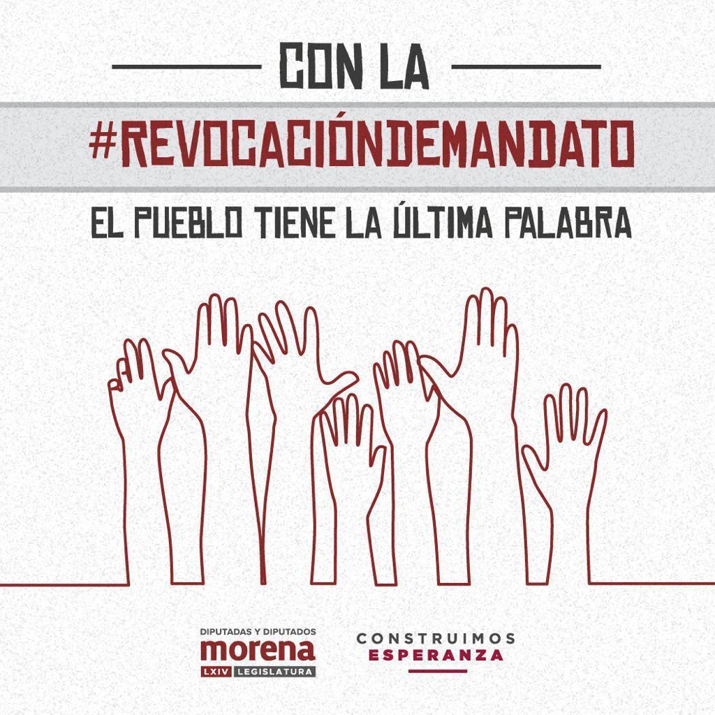 Mario Ismael Moreno Gil's photo on #RevocacionDeMandato