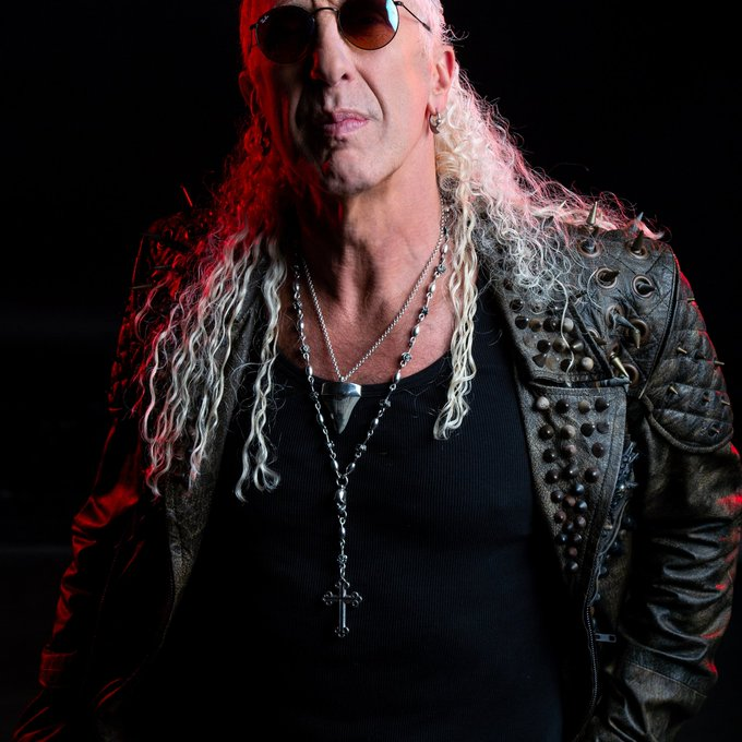 Happy Birthday to a true Metal warrior and legend Dee Snider