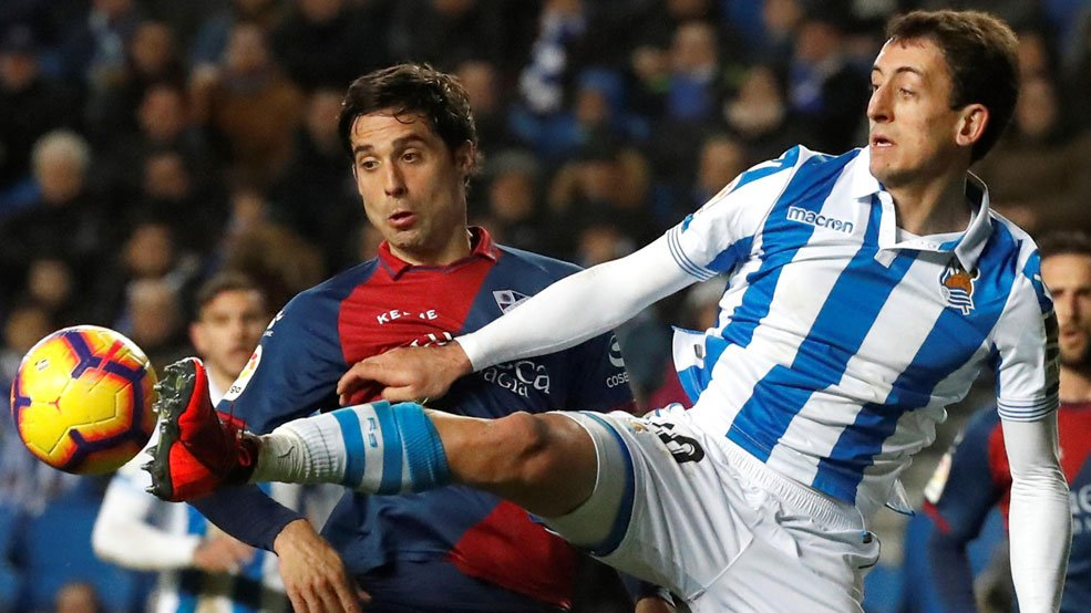 Diario SPORT's photo on Real Sociedad - Levante