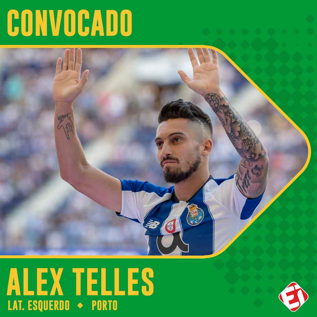 Esporte Interativo's photo on Alex Telles