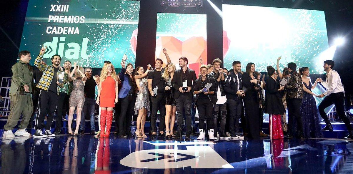 Cadena Dial España's photo on #PremiosDial