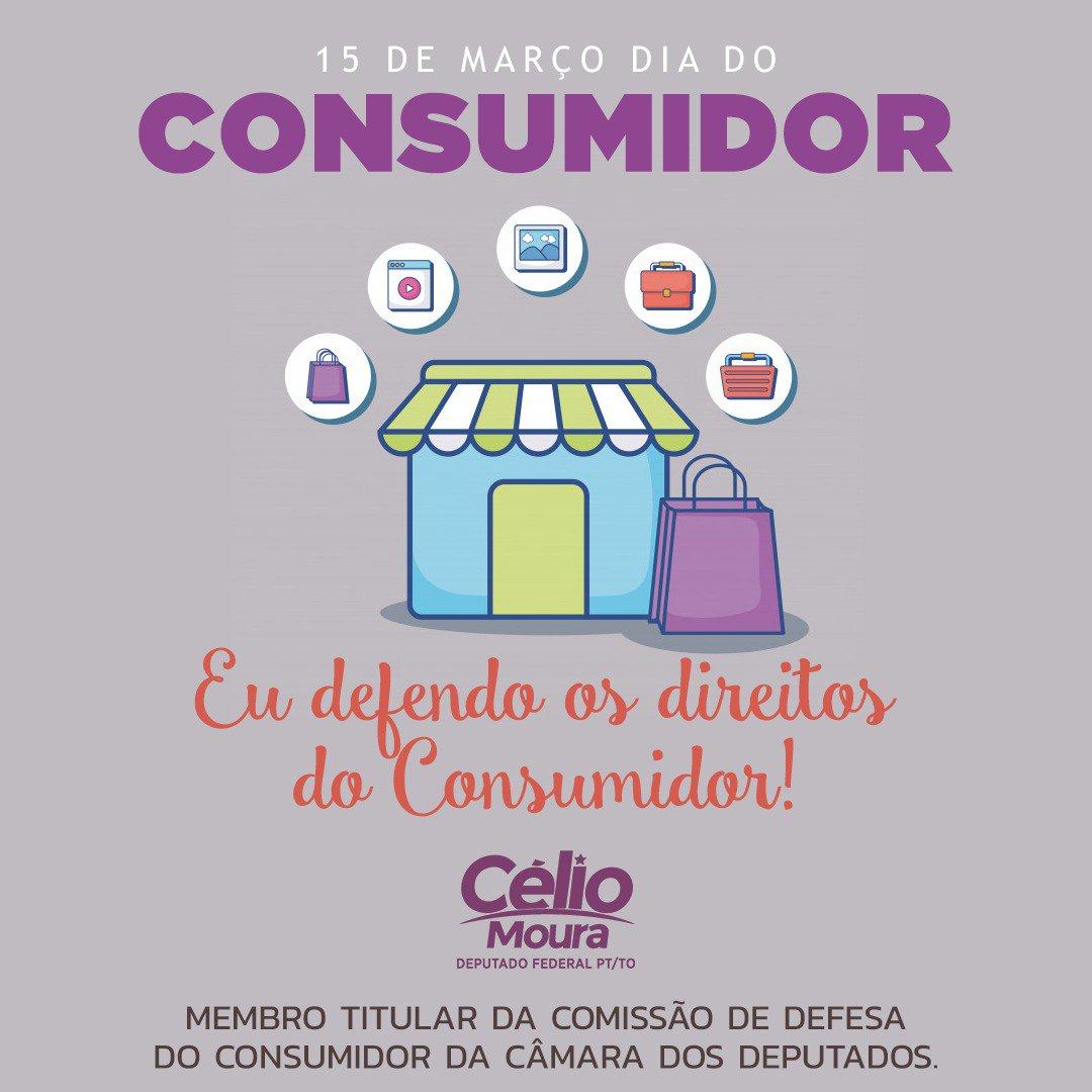 Célio Moura's photo on #DiaDoConsumidor