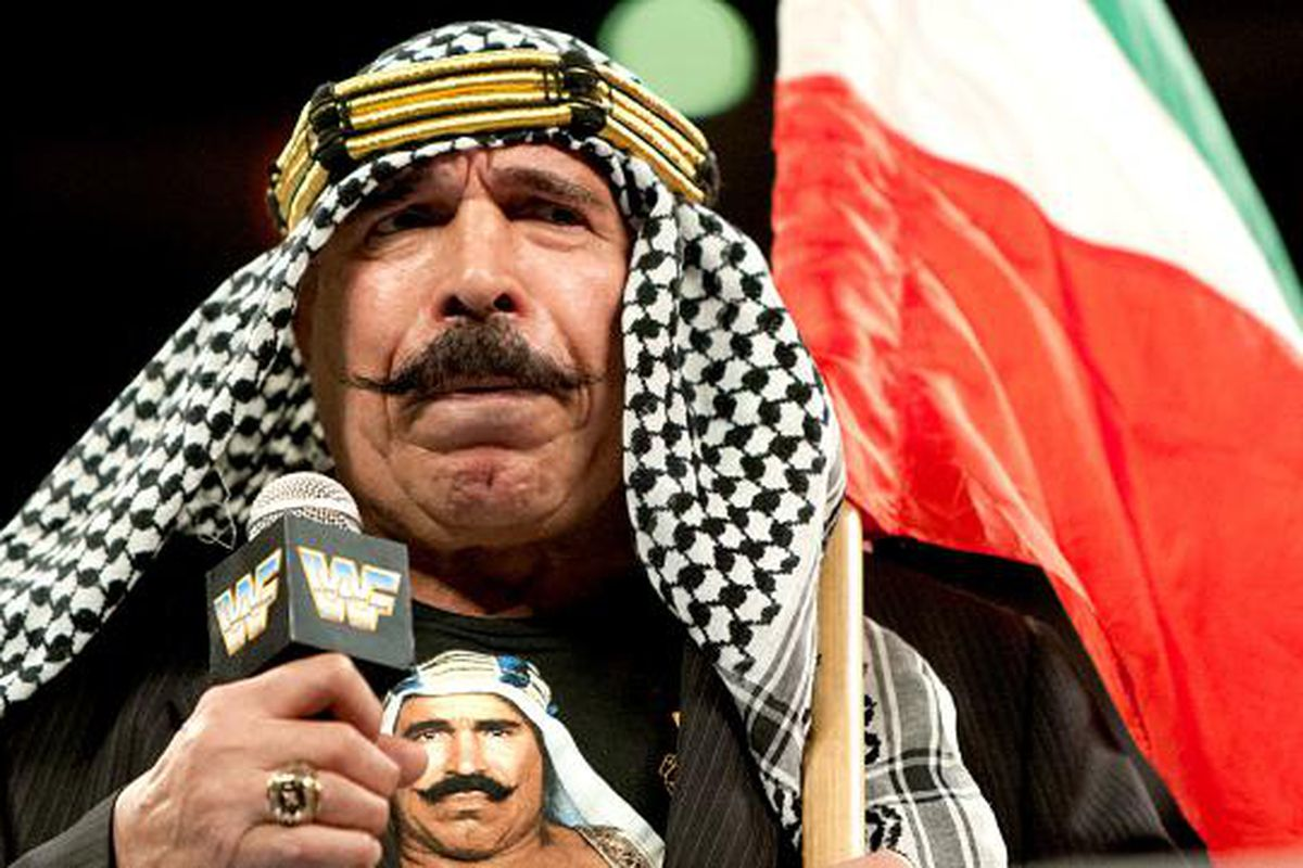 Happy Birthday to WWE Hall of Famer The Iron Sheik who turns 77 today!