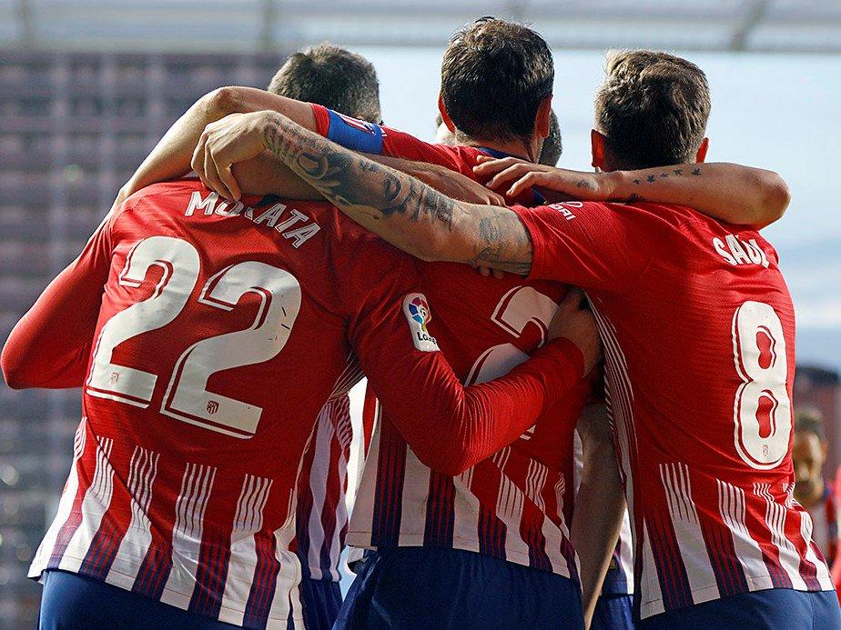 Atlético de Madrid's photo on vamos rodrigo