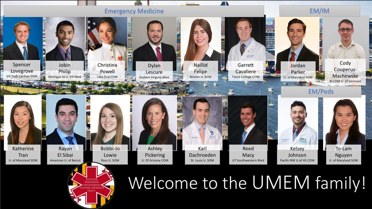 U of M Emergency Med's photo on #MatchDay2019