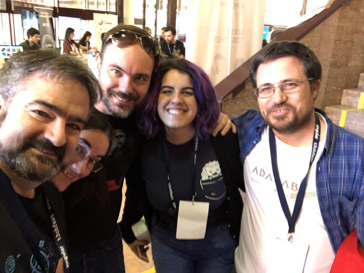 David Gómez G.'s photo on #T3chFest2019