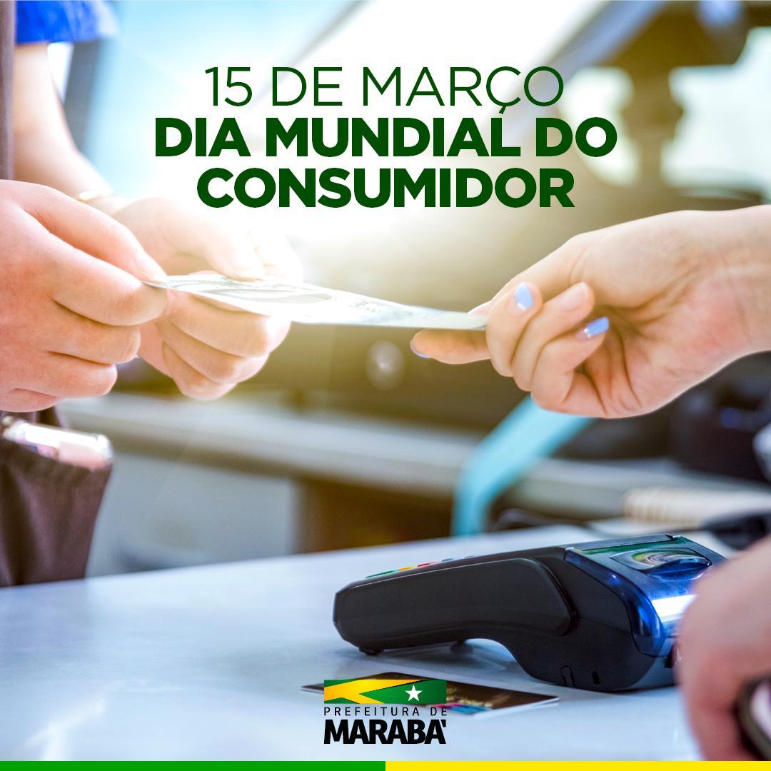 Prefeitura de Marabá's photo on #DiaDoConsumidor