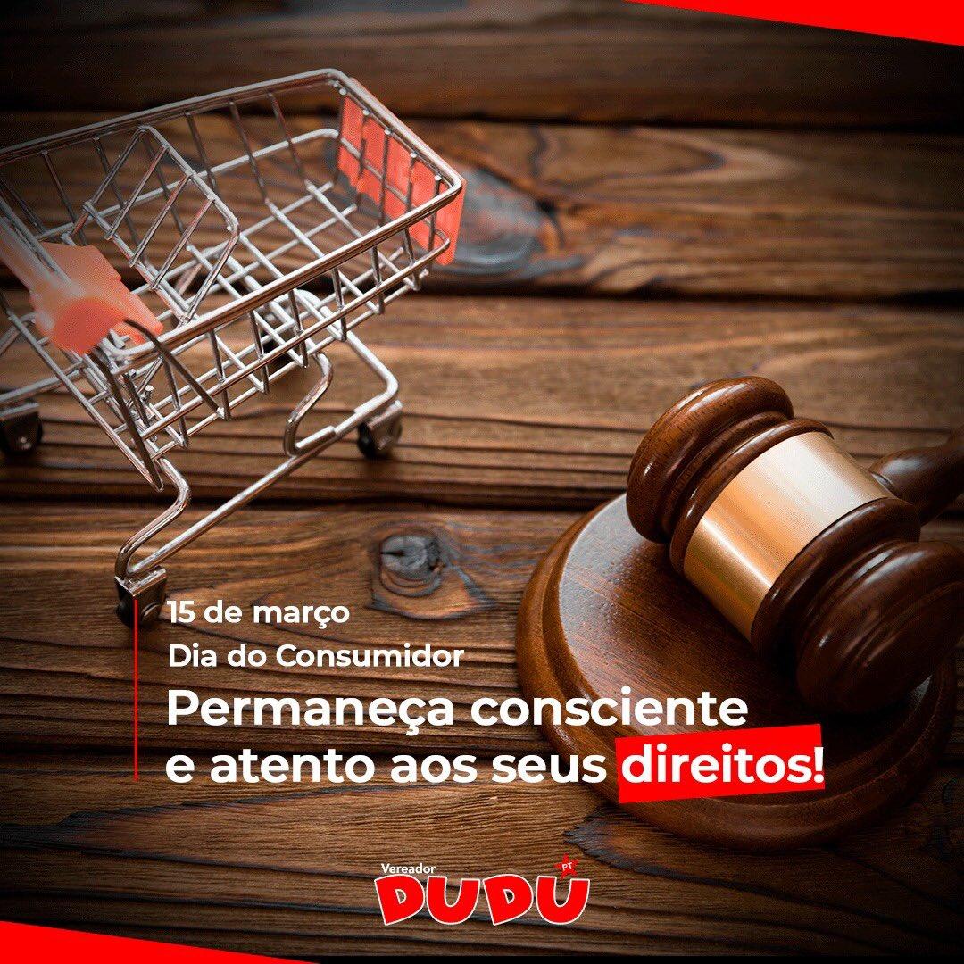 Dudu's photo on #DiaDoConsumidor
