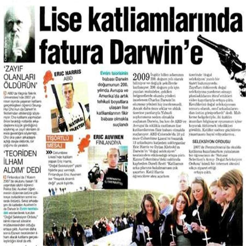 mehmet ibrahimoğlu yeni's photo on YeniZelandada DarwinistVahşet