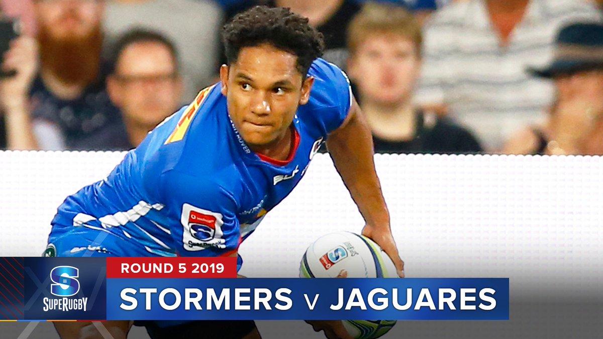 Super Rugby's photo on Jaguares