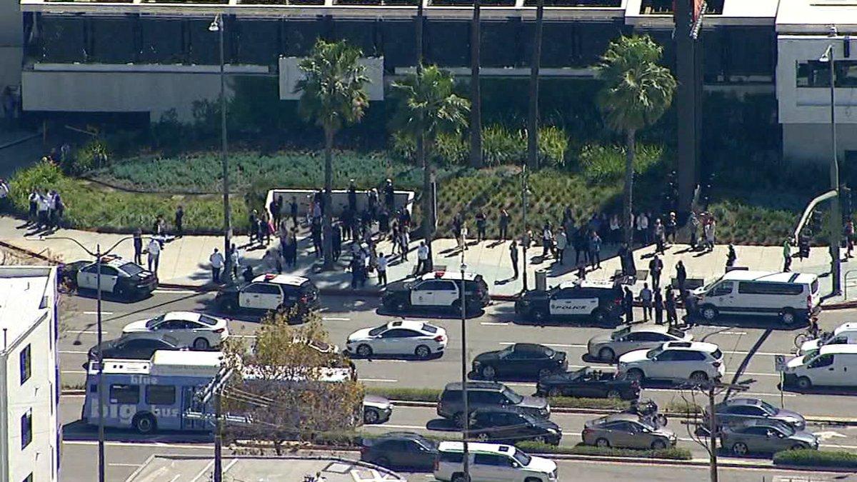 ABC7 Eyewitness News's photo on Century City Mall