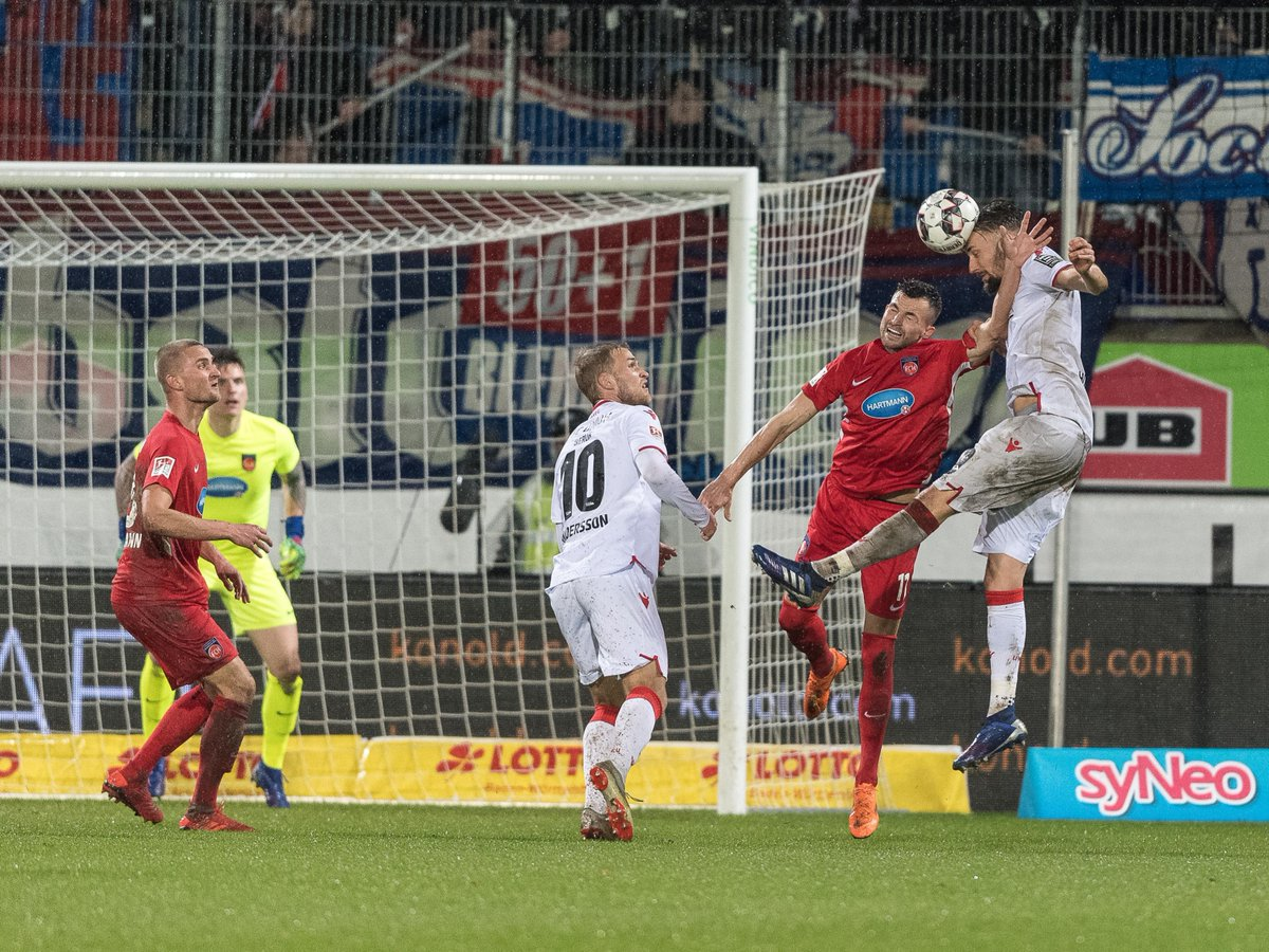 2. Bundesliga Brasil's photo on Heidenheim