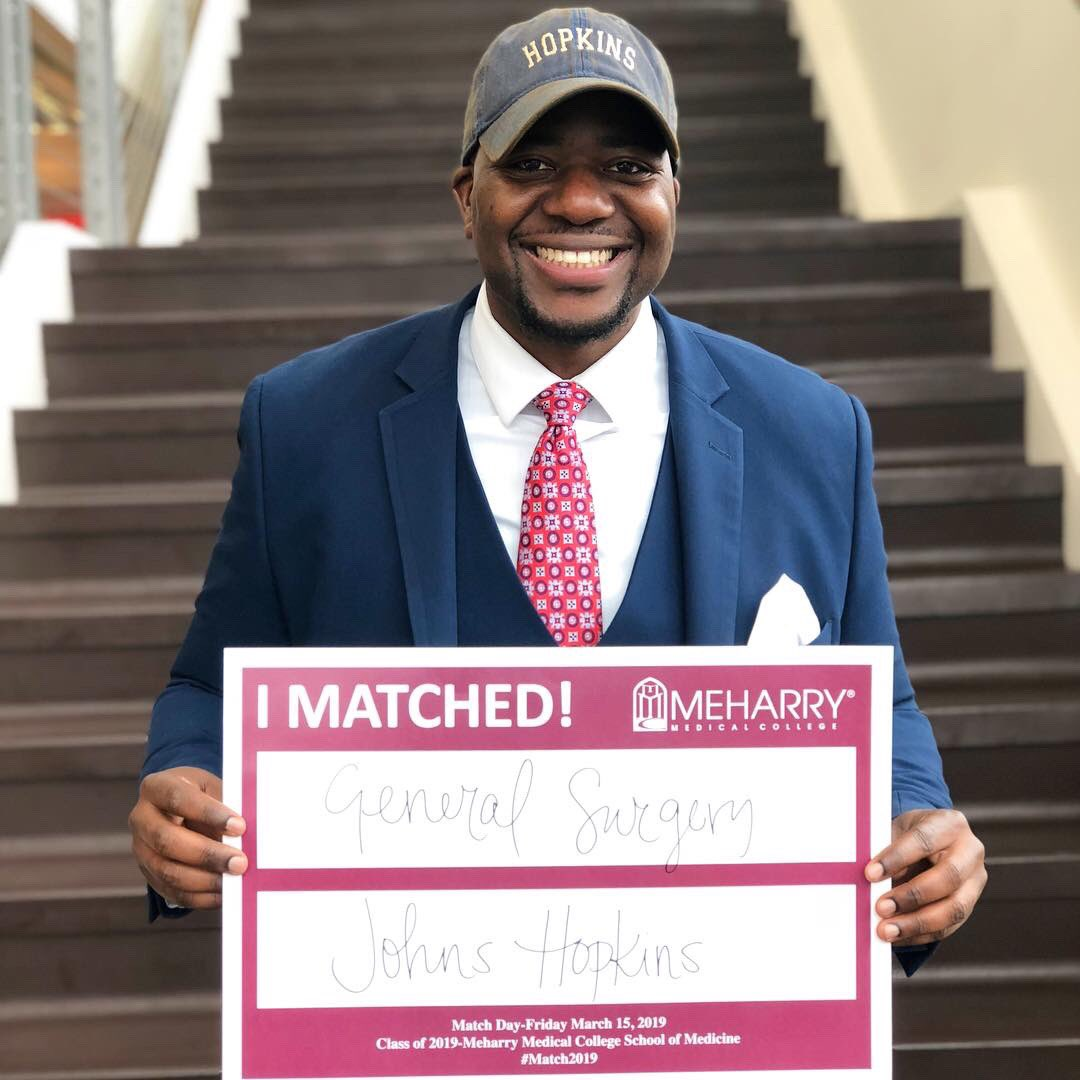 Lawrence B. Brown's photo on #Match2019