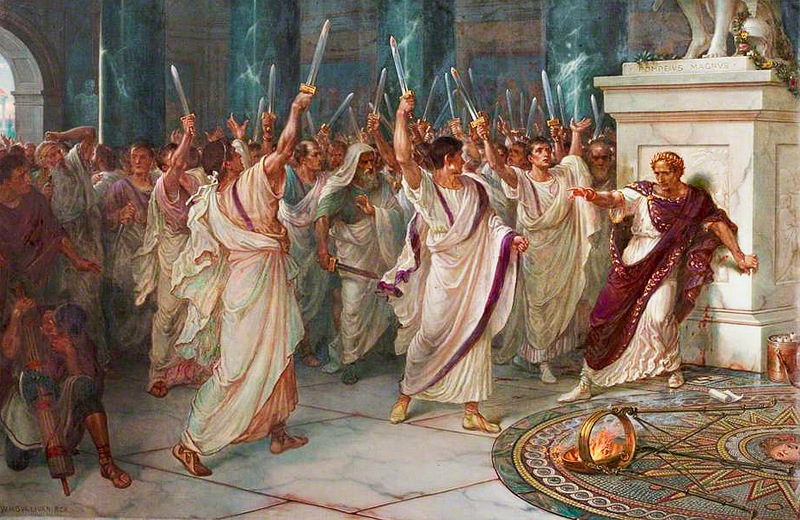 Dr. Paul's photo on #IdesOfMarch