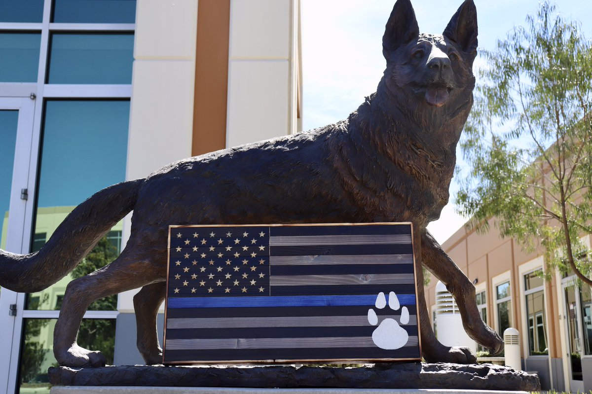 Our followers have been so awesome that we are doing another giveaway! In honor of #Nationalk9veteransday that just passed, we are giving away this beautiful custom woodwork! When we reach 100 rts and 3500 followers a lucky follower will be picked!  #livepdnation #LawEnforcement<br>http://pic.twitter.com/CKK3IzHqiM
