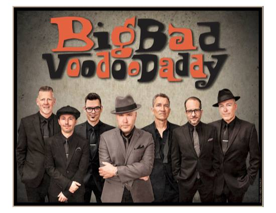 SPARKS, NV! TONIGHT!  Come see Big Bad Voodoo Daddy at the @SparksNugget   this evening!   Get tickets and more information here: https://bit.ly/2W42yhQ  #bbvdtour2019 #swingmusic #25yearsofbbvd