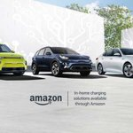 Image for the Tweet beginning: .@Kia and @Amazon team up