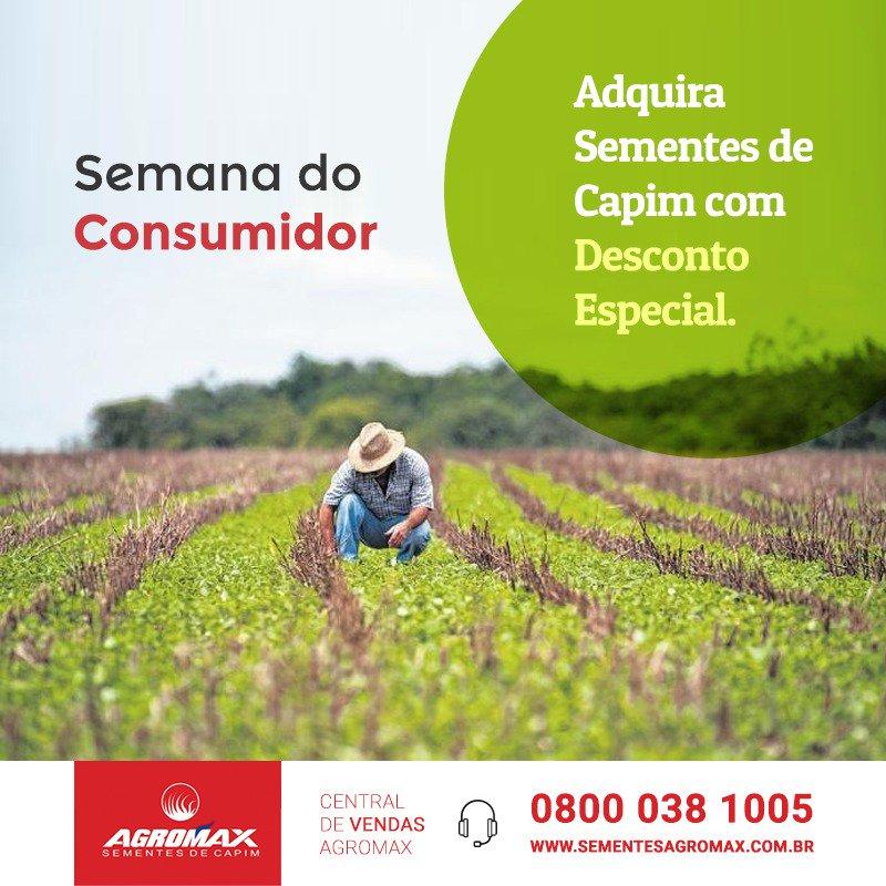 Sementes Agromax's photo on #DiaDoConsumidor