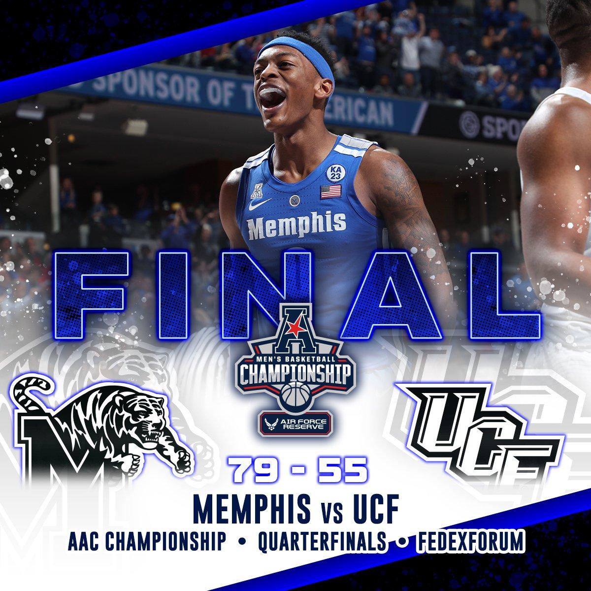 Memphis Basketball's photo on Isaiah Maurice