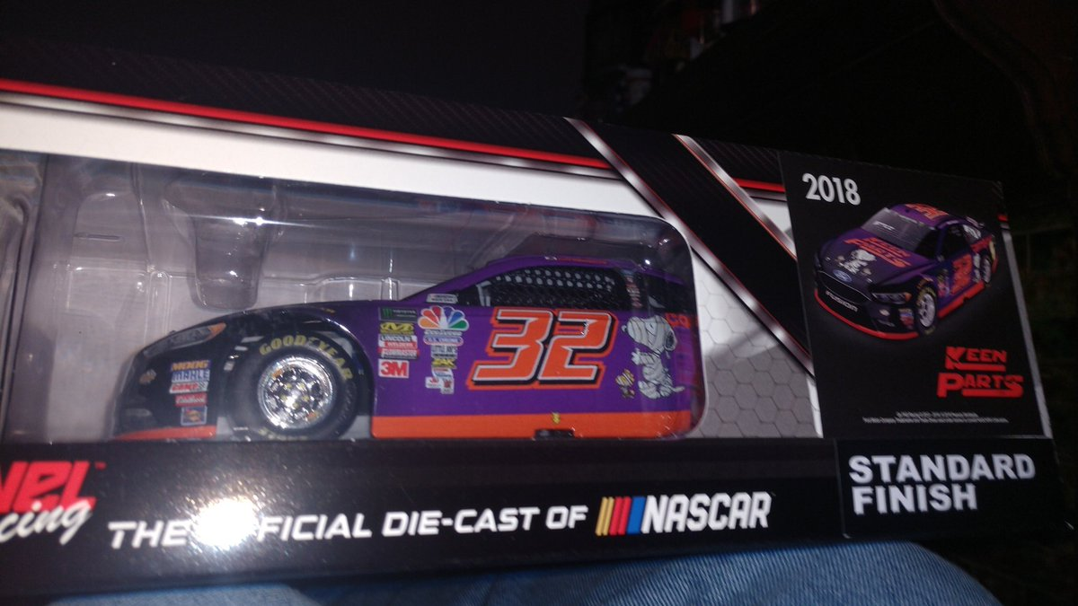 @keenparts2 I received my #SpookySnoopy diecast today! Thanks again!!!