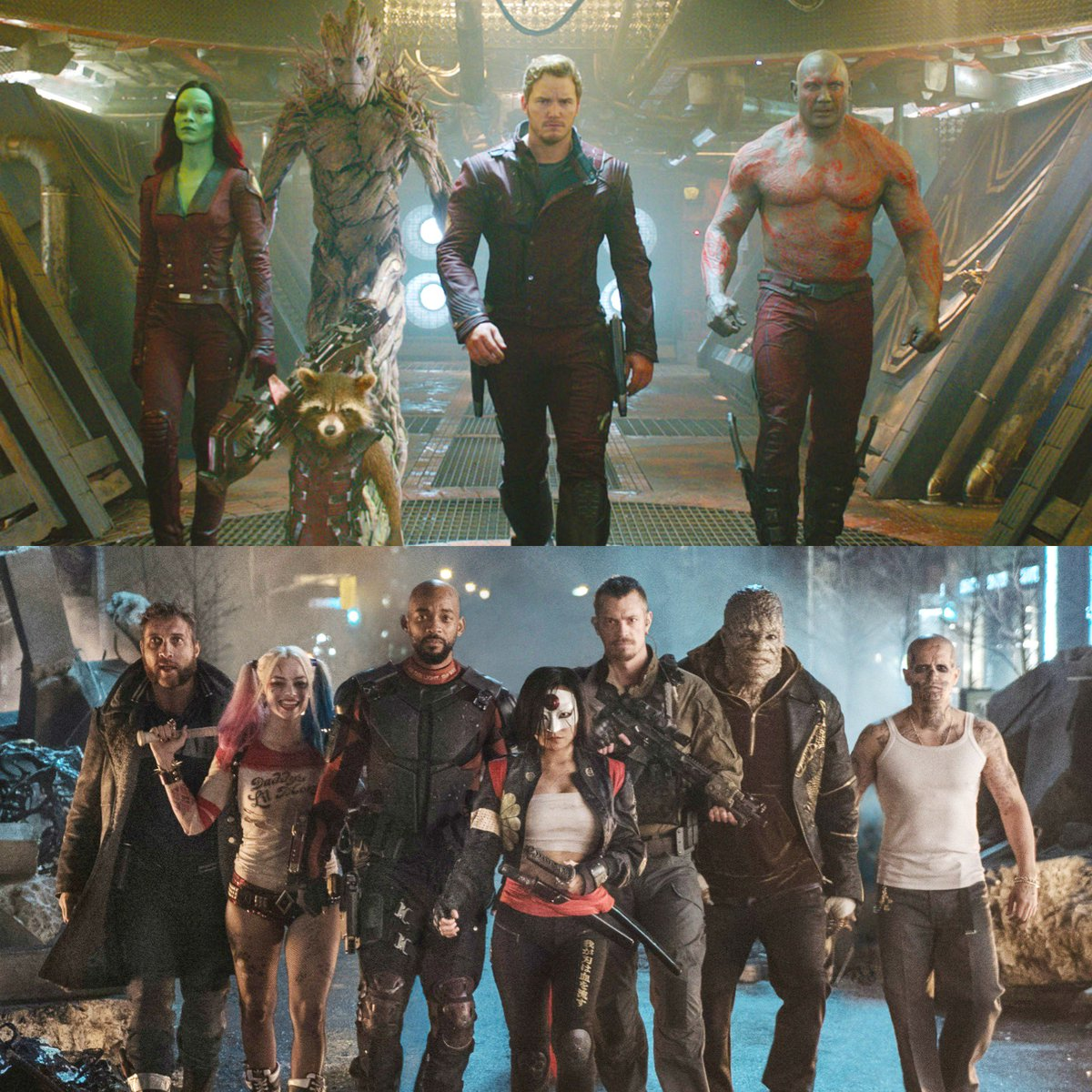 Rotten Tomatoes's photo on Suicide Squad