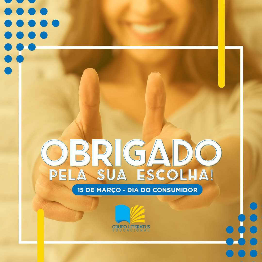 Grupo Literatus's photo on #DiaDoConsumidor