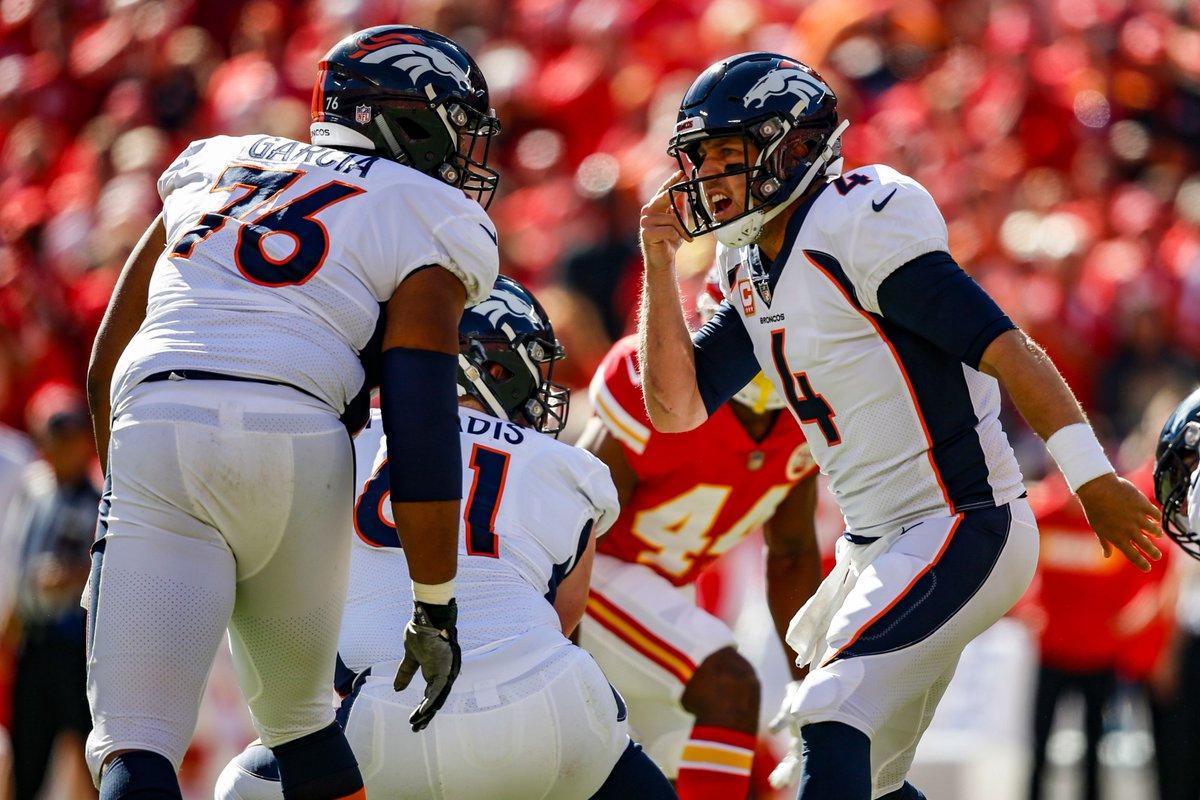 Denver Broncos FAs Matt LaCosse, Max Garcia heading to new teams  http:// dlvr.it/R0wBBp  &nbsp;  <br>http://pic.twitter.com/MET5FjN5Cf